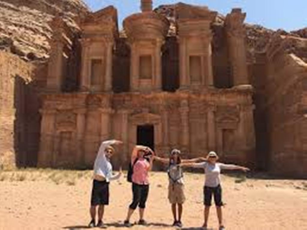 Get Amman to Petra Full