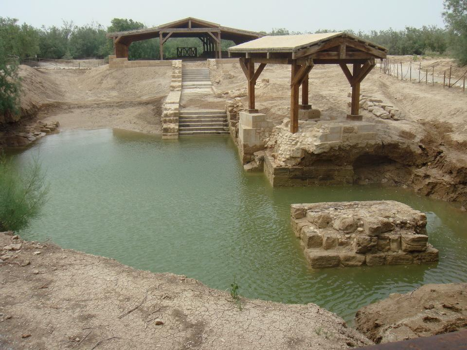 Baptism Site Nearly Triples Visitor Numbers over Last 4 Years