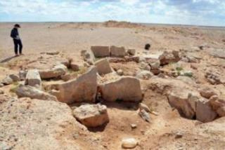Treasure Hunting Takes Toll on Eastern Badia Archaeological Site