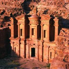 Petra From Amman Tour