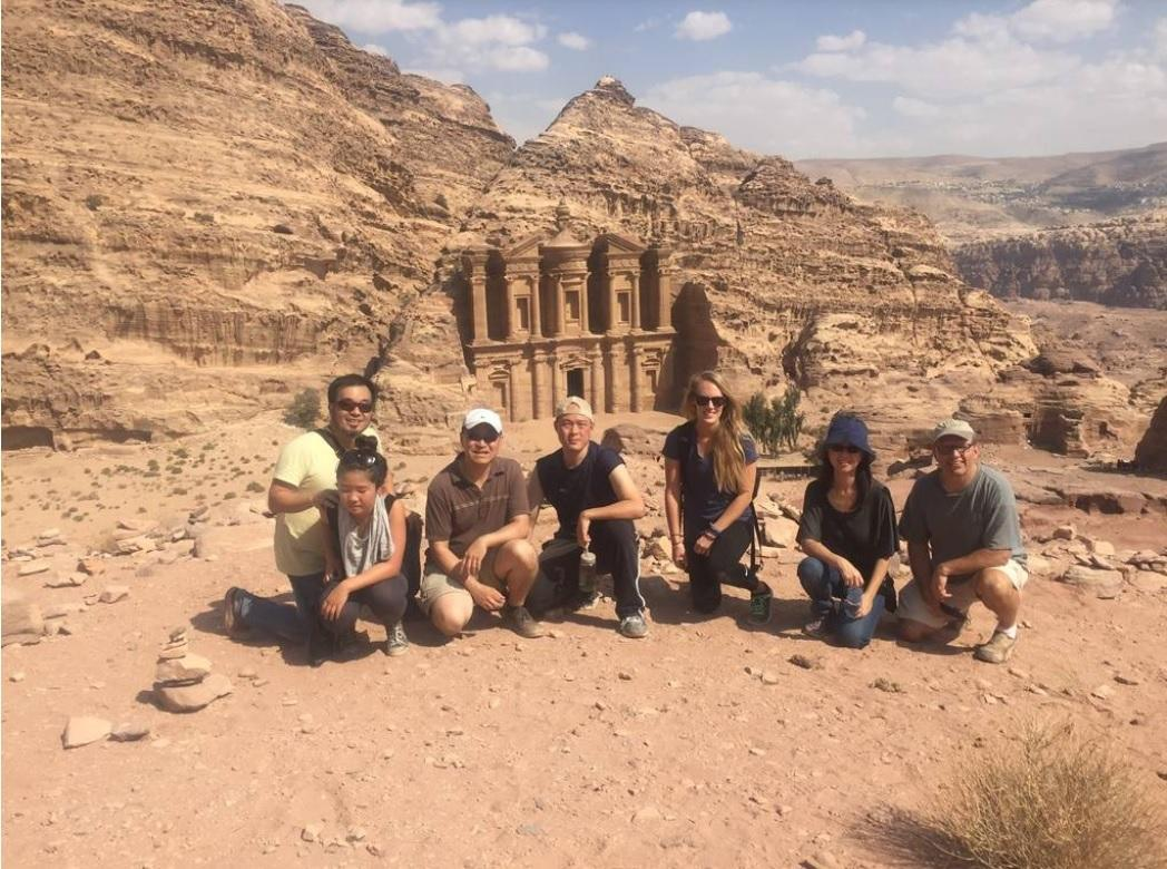 Jordan Group Tours